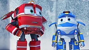 Robot Train S2 | EP.14 ตอน ฉันคิดถึงนายโทนี ขอบคุณนะจินนี