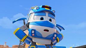 Robot Train S2 | EP.17 ตอน วิคเตอร์โฉมใหม่แข็งแกร่งสุด ๆ