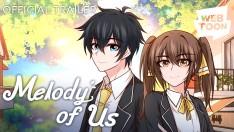 เรื่องของคนแอบรักข้างเดียว | Melody of Us 🎶