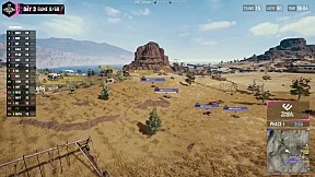 PUBG Thailand Series 2021 Phase 4 Game 9\/60