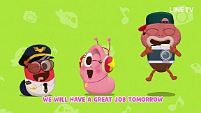Larva KIDS   EP.61 GREAT JOBS IN THE WORLD 2