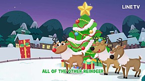 Larva KIDS | EP.27 RUDOLPH THE RED-NOSED REINDEER