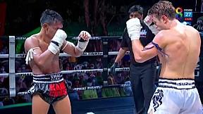 THAI FIGHT น่าน   อิกคิวซัง ก. รุ่งธนเกียรติ vs VLADIMIR SHULIAK