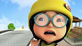 BoBoiBoy Series Season 1   EP.2 [Adu Du Attacks! : การโจมตีของ อะดูดู ]
