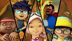 BoBoiBoy Series Season 3 | EP.20 [Rise Up! BoBoiBoy Water : ลุกขึ้นสิ โบโบยบอยวารี ]