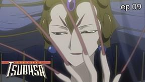 Tsubasa RESERVoir CHRoNiCLE | season 1 EP.9