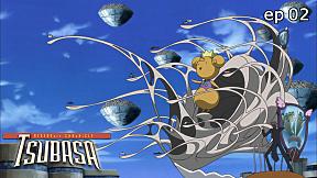 Tsubasa RESERVoir CHRoNiCLE | season 2 EP.2