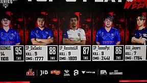 PUBG Thailand Series Season 6 Game 25