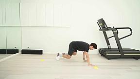 Mickey ANP Training EP 6: ออกกำลังกายกับพื้นที่แค่ 5เมตร ขยับแบบ Locomotion