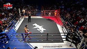 MAX MUAY THAI - JORDAN VS THAILAND