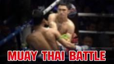LAOS VS THAILAND เดือดจัด!!! มันส์สุดในสามโลก! I MUAY THAI BATTLE