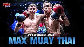 MAX MUAY THAI - BELGIUM VS THAILAND