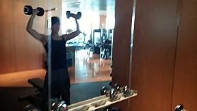 [A-JAX Fun TV] Hyeong Kon\'s 1st Workout class