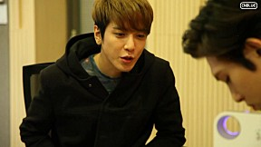 CNBLUE - Can\'t Stop Recording Making