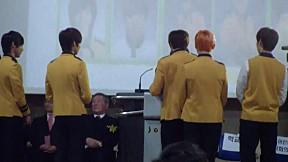 [A-JAX Fun TV] Seung Jin and Seung Yeop\'s graduation ceremony