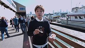 [B1A4 \'Road Trip - Ready?\'] Behind Clip #18 ICE CREAM