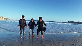 [B1A4 \'Road Trip - Ready?\'] Behind Clip #14 BONDI BEACH