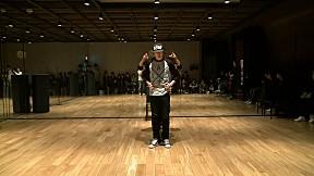 KANG SEUNG YOON (Team A) - Dance Performance