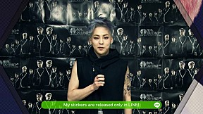 LINE X EXO - XIUMIN Sticker
