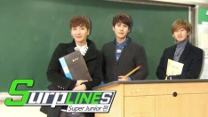 [Teaser] One day with handsome teachers : Super Junior EP01