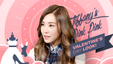 Girls' Generation's secret make up routine for Valentine's day