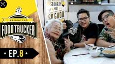 The Food Trucker EP.8 - George's Biggest Fan, Grandma Meung Thung