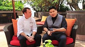 Modern9 Cooking by Yingsak - TEDDY ชวน ชิม ชิล หรู กับเชฟชาวฝรั่งเศส