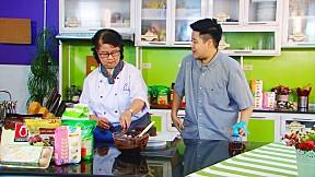 Modern9 Cooking by Yingsak - Bakery Lovers ตอนวิธีทำ Chocolate Valentine Cake [3\/3]