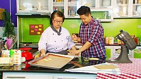 Modern9 Cooking by Yingsak - Bakery Lovers ตอนวิธีทำ Coconut short bread [3\/3]