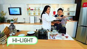 Modern9 Cooking by Yingsak - Chill Out อาจารย์ยิ่งศักดิ์ กับคุณน้อย ฉวีวรรณ [1\/3]
