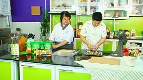Modern9 Cooking by Yingsak - Bakery Lovers ตอนวิธีทำ Mince Pie [3\/3]