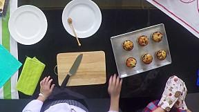 Modern9 Cooking by Yingsak - Bakery Lovers ตอนวิธีทำ Muffin [3\/3]