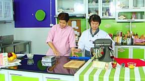Modern9 Cooking by Yingsak - Bakery Lovers ตอนวิธีทำ Cheesecake [3\/3]