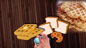 Modern9 Cooking by Yingsak - Bakery Lovers ตอนวิธีทำ Waffle [2\/3]