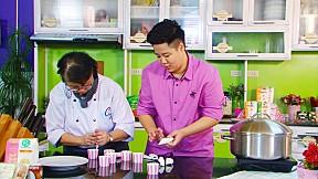Modern9 Cooking by Yingsak - Bakery Lovers ตอนวิธีทำ Polka Dot Cup cake [3\/3]
