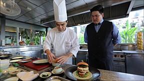 Modern9 Cooking by Yingsak - Chill Out กับ Teddy ที่โรงแรมเพนนินซูเอร่า กรุงเทพฯ ตอนที่ 2 [3\/3]