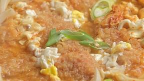 Pork Cutlet Kimchi Nabe