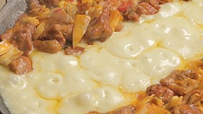 Dakgalbi with Cheese