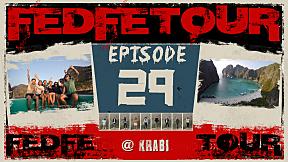 FEDFE TOUR Krian EP.29 A short sword
