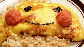 Anpannman Souffle Omelette