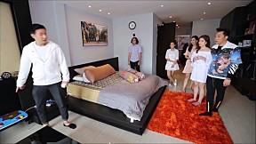 ตีท้ายครัว | ชมพู่-จียอน | 04-09-59 [4\/4]
