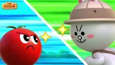 [LINE Bubble2] เกมพัซเซิลจาก LINE เล่นง่ายทุกที่ทุกเวลา