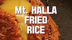 Mt. Halla Fried Rice