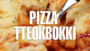 Pizza Tteokbokki