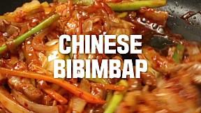 Chinese Bibimbap