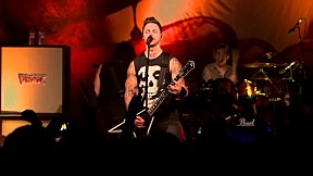 Bullet For My Valentine - POW [Official Music Video]