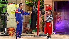 ชิงร้อยชิงล้าน ว้าว ว้าว ว้าว | Super Muay Thai สังเวียนเดือด เลือดล้างเลือด | 15 ม.ค. 60  [1\/5]