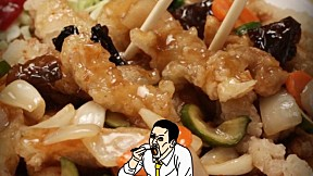 God Father\'s Sweet and Sour Pork