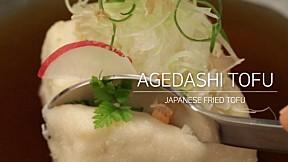 Agedashi Tofu (Japanesefried Deep Fried Tofu)