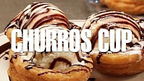 Churros Cup